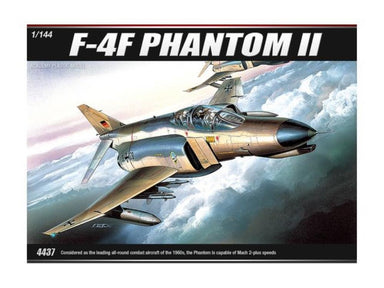 Academy 1/144 F-4F Phantom II Plastic Model Kit