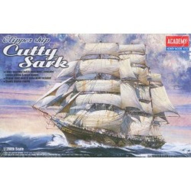 ACADEMY 1/350 CLIPPER SHIP CUTTY SARK