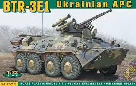 ACE 1/72 BTR-3E1 UKRAINIAN ARMORED PERSONNEL CARR
