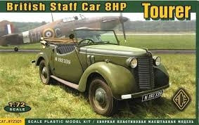 ACE 1/72 BRITISH STAF CAR 8HP TOURER
