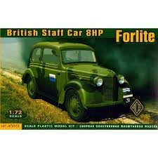 ACE 1/72 FORLITE BRITISH STAFF CAR 8HP