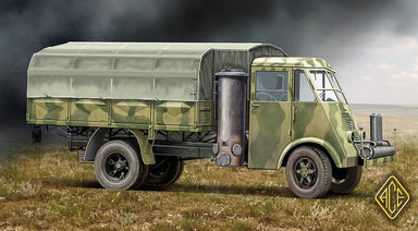 ACE 1/72 AHN FRENCH 3,5T GAS GENERATOR TRUCK