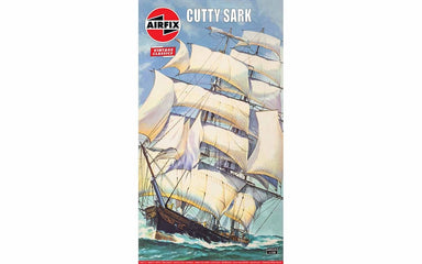 Airfix 1/130 Cutty Sark Model Ship