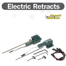 AIRCRAFT MECHANICS ELECTRIC 15-25 SIZE MAIN RETRACT AND LEGS