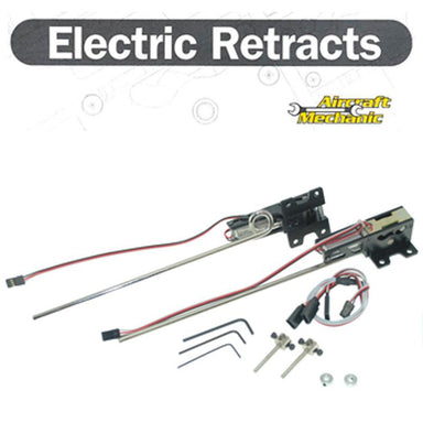 AIRCRAFT MECHANICS ELECTRIC 60-120 SIZE MAIN RETRACTS AND LEGS