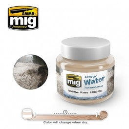 MIG AMMO WILD RIVER WATERS