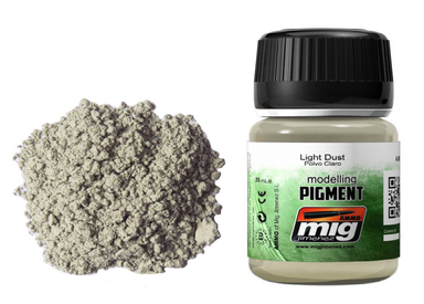 MIG AMMO PIGMENT - LIGHT DUST
