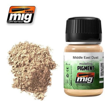 MIG AMMO PIGMENT - MIDDLE EAST DUST