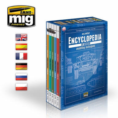MIG AMMO COMPLETE ENCYCLOPEDIA OF ARMOUR (English)
