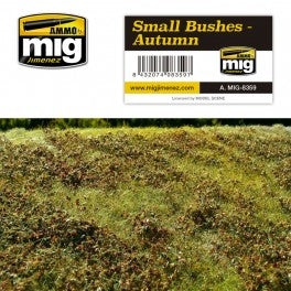MIG AMMO SMALL BUSHES - AUTUMN