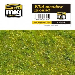MIG AMMO WILD MEADOW GROUND