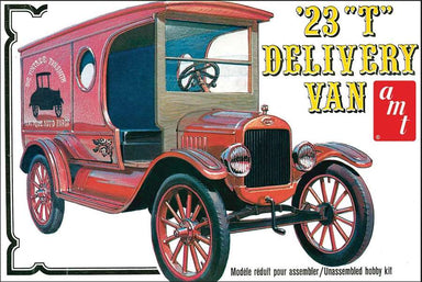 Amt 1/25 1923 Ford Model T Delivery Van