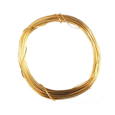 ARTESANIA BRASS RIGGING WIRE 0.5MM X 5.0M