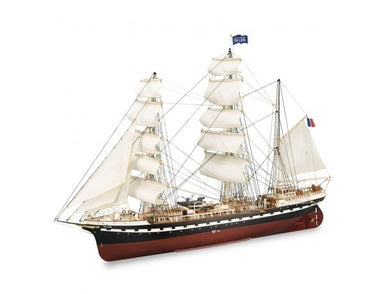 ARTESANIA 1/75 BELEM FRENCH TRAINING SHIP WOODEN MODEL KIT