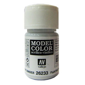 VALLEJO PIGMENT GLAZE MEDIUM 30ml
