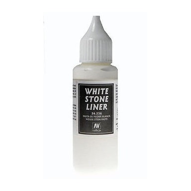 Vallejo Water and Stone White Stone 30ml