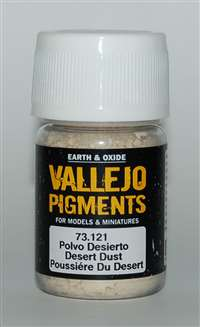 Vallejo Pigments Desert Dust 30ml
