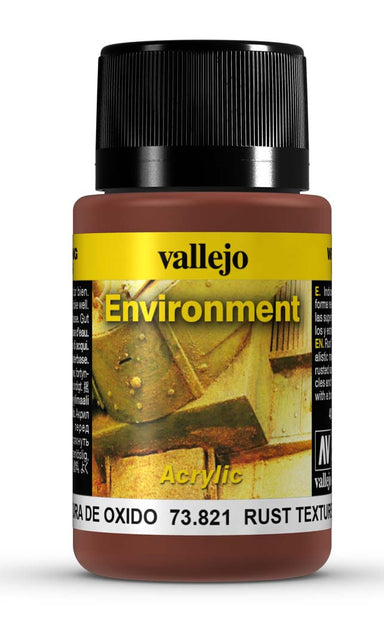 VALLEJO WEATHERING EFFECTS RUST TEXTURE 40 ML