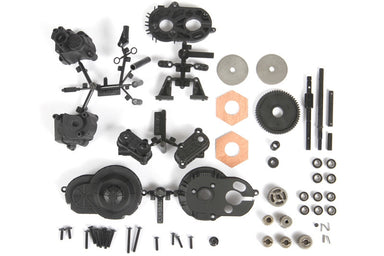 Axial 31439 Scx10 Transmission Set Complete