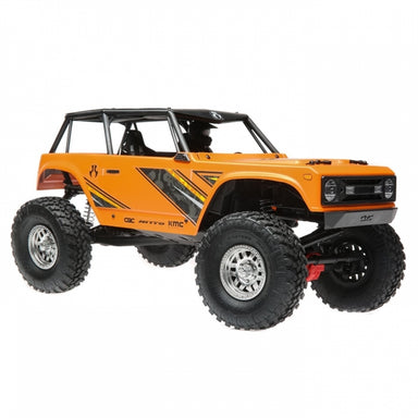 Axial 1/10 Wraith 1.9 Scale Crawler RTR Orange