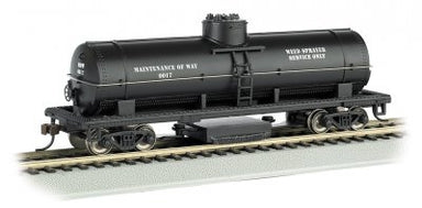 Bachmann HO Track Cleaning Tank Car Mow