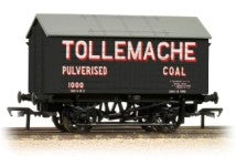 BACHMANN HO 12T SALT WAGON TOLLEMACHE PULVERISED COAL