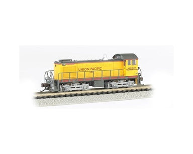 BACHMANN N S4 W/DCC UP No 1156