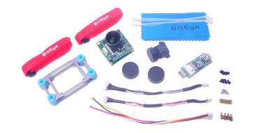 BITEYE HYPER-L FPV CAMERA WITH 720P/1080P DVR (LOW-LATENCY)