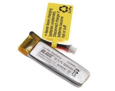 BLADE 150MAH 1S 3.7V 45C LIPO BATTERY (70S ONLY)