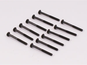 BSD BS709-030 BM 3X30mm SCREWS 12