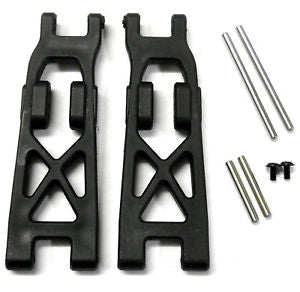 BSD BS711-003 FRONT SUSPENSION ARMS W/HINGE PINS 2