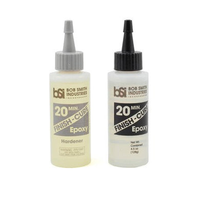 BSI 209 20 MINUTE FINISH CURE EPOXY 4.5oz