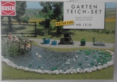 BUSCH HO GARDEN POT SET