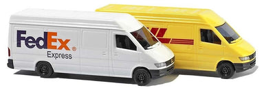 BUSCH N MB SPRINTER SET FEDEX/DHL