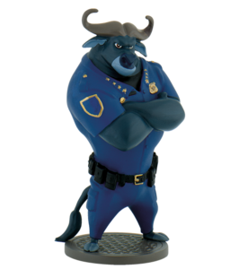 Bullyland Disney Chief Bogo