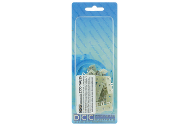 Dcc Concepts Bus Terminal Tags (25 Pack)
