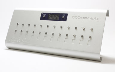 Dcc Concepts Cobalt Alpha Central integrated 12-way digital switch