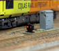 Dcc Concepts 12x 2-wire 4 LED UK Modern Ground Signal