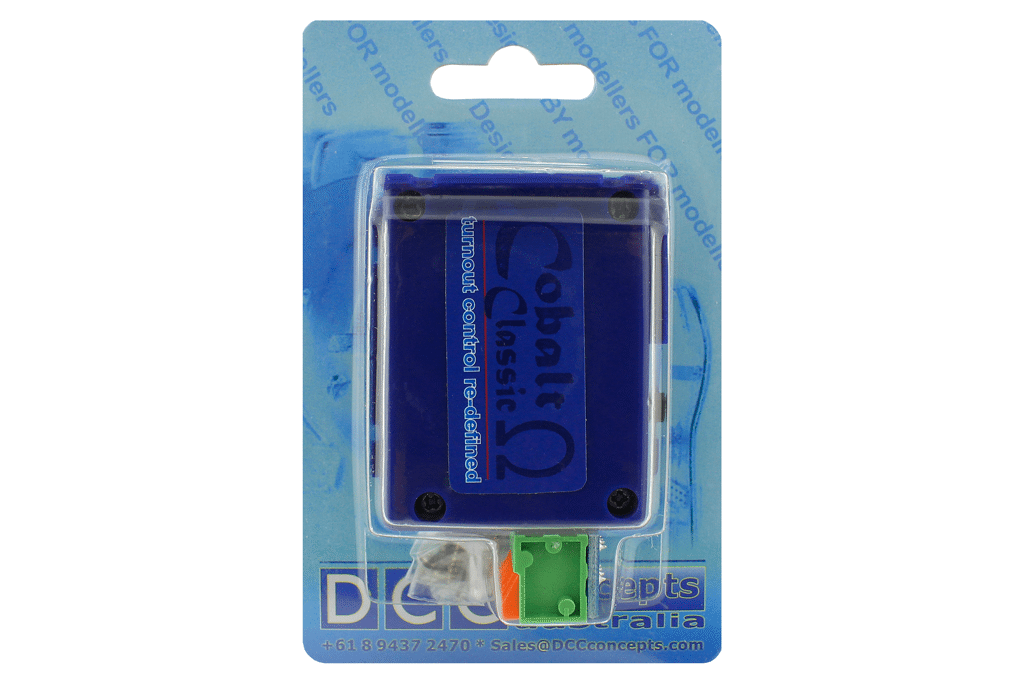 DCC Concepts Cobalt Classic Alpha (Single Pack)