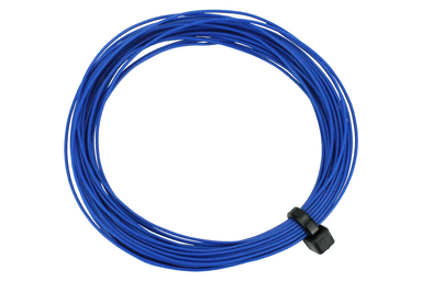 Dcc Concepts Decoder Wire Stranded 6m (32g) Blue