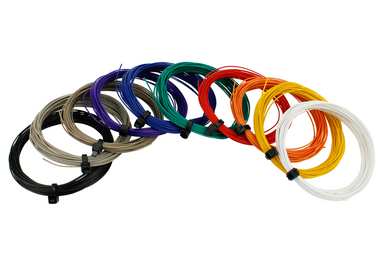 Dcc Concepts Decoder Wire Stranded 6m (32g) Assorted Pack