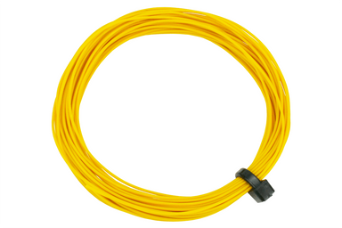 Dcc Concepts Decoder Wire Stranded 6m (32g) Yellow