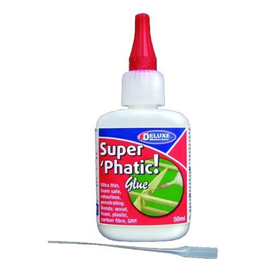 Deluxe Materials AD21 Super Phatic Glue 50ml
