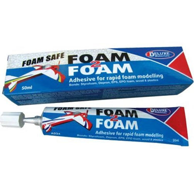 Deluxe Materials AD34 Foam 2 Foam 50ml