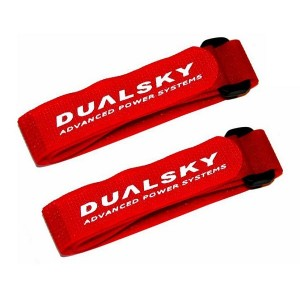 Dualsky Battery Fastner 200mm 2