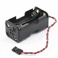 Etronix Rx Battery Box W/ Futaba Plug