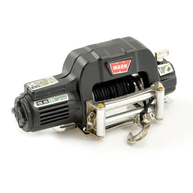 Fastrax Metal Single Motor Bumper Winch (1.5Kg)