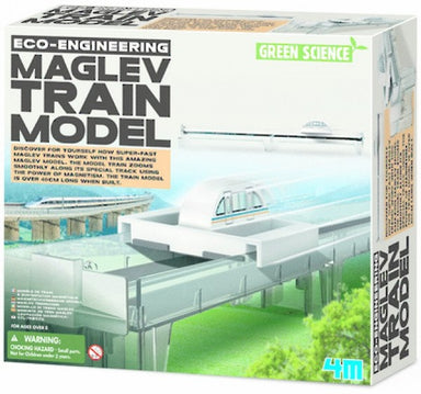 ECO ENGINEERING MAGLEV TRAIN