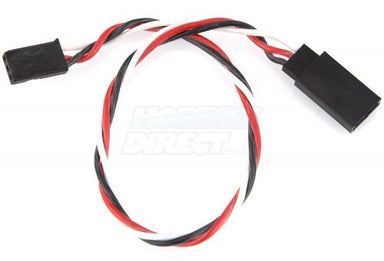 Extension wire HD silicon twisted Futaba, 22AWG, 20cm 1pc
