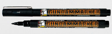 GUNDAM MARKER BRUSH TYPE BLACK